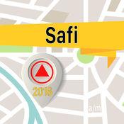 薩非 离线地图导航和指南