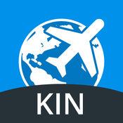 金士顿旅游指南与离线地图