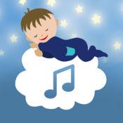 宝宝白噪声: 助眠声和放松的摇篮曲