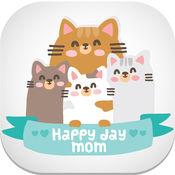 小猫记忆配对游戏为孩子 1