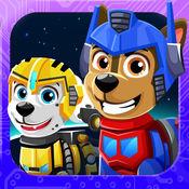 Optimus Puppy Dress Up- 游戏打扮 变压器小狗服装 打扮可爱的狗男孩