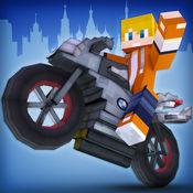 天天 摩托 手游 - 我的 特技 暴力 赛车 世界 3D 游戏 免费 版
