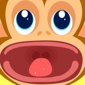 笨拙的猴子牙医传奇 - 真棒孩子的牙齿医生