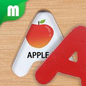 儿童专用智能ABC拼图游戏 free for iPhone