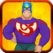 创建自己的超级英雄 - 趣味装扮游戏 - 广告免费版本
