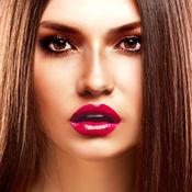 理发 和 发型 护发 教程 蒙太奇 框架 - 虚拟化 模型 女人