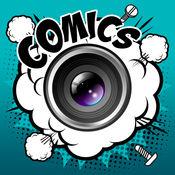 漫画相机 (Manga Comics Camera free) 2