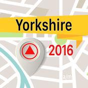 Yorkshire 离线地图导航和指南 1