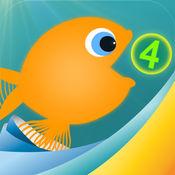 Motion Math:饥饿的鱼