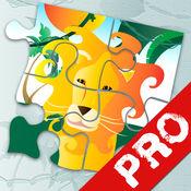 儿童智力拼图:丛林动物 PRO 5
