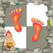 在熔岩瓷砖和去轰穴居人一步!