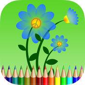 花图画书 - 了解孩子绘画