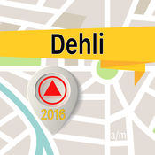 Dehli 离线地图导航和指南