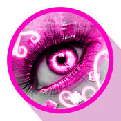 粉红壁纸 - Live Pink Wallpapers & Backgrounds for iPho