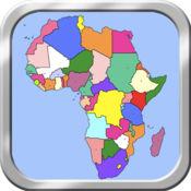 非洲地图拼图 1.2
