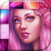 粉 壁纸 - 可爱 墙纸 对于 女孩 同 时尚 和 少女的 背景设计