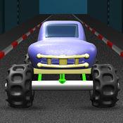 怪物卡车赛车混乱