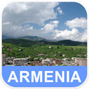 亚美尼亚 离线地图 - PLACE STARS