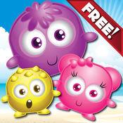 果冻掉落一个有趣的果冻游戏 - Jelly Drop A Fun Jellies Game