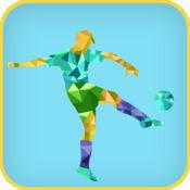 猜猜谁是世界足球明星测验 - 酷梦幻艺术足球玩家游戏14 - 免费应用程序