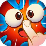果冻突发疯狂:免费上瘾泡泡流行的益智游戏