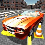 肌肉车模拟器停车游戏