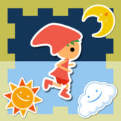 """小小精灵""""小可比""""(KOBITON)- 面向婴幼儿的免费触摸小游戏"""