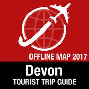 Devon 旅游指南+离线地图