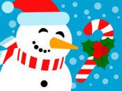 莫吉 圣诞 动画 贴纸 1