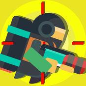 喷射火 - 二战超级英雄