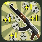 Gun Crafter - 枪模拟器空闲游戏,响片游戏
