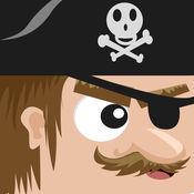枪战对决海盗亲 ...