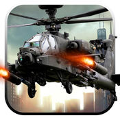 武装直升机战斗者 3D : Modern Helicopter Attack Game