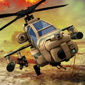 武装直升机战争3D - 现代空战战斗飞行模拟器