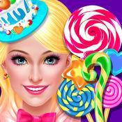 糖果店少女 - 美丽甜蜜故事
