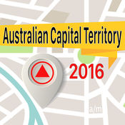 Australian Capital Territory 离线地图导航和指南