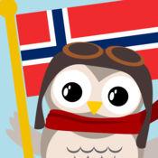 Gus on the Go: 儿童学挪威语