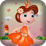 糖果乐园公主冒险 - 跳跃城堡甜火拼