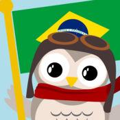 Gus on the Go: 儿童学葡萄牙语