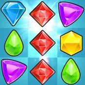 宝石匹配疯狂免费 - Jewel Matching Mania Free