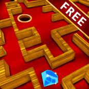 Jewel Precious Wood Labyrinth : 女孩宝石盒 - 免费