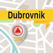 杜布羅夫尼克 离线地图导航和指南 1