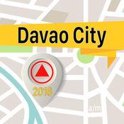 达沃市 离线地图导航和指南