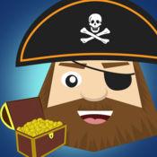 避邪恶海盗亲 - 最佳的速度躲闪街机游戏