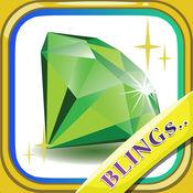Jewels Flick - 益智游戏 - 赛四场比赛