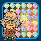 Jewels Match Frenzy - 匹配3拼图