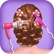 发型设计和化妆 - 头发插图 1