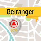 Geiranger 离线地图导航和指南