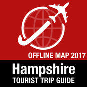 Hampshire 旅游指南+离线地图