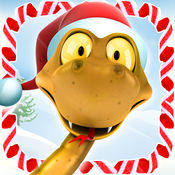 Merry Christmas Snake Free: 圣诞快乐圣诞老人 - Santa Claus Classic Serpent Mania
